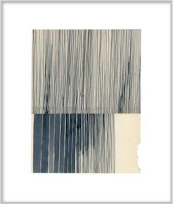 Not a Circle (Payne's Grey 1) - Artfully Walls