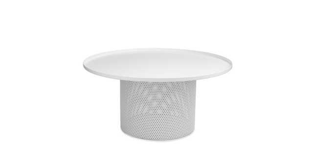 Equa White Coffee Table - Article