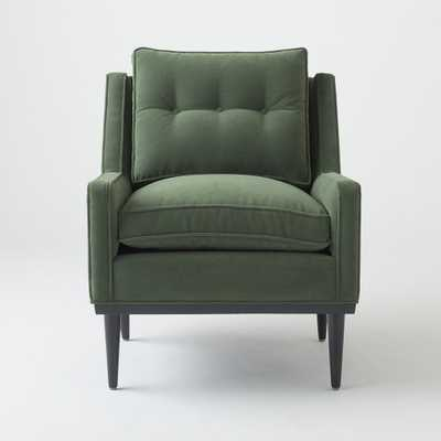 Jack Chair - Green Velvet - Schoolhouse Electric