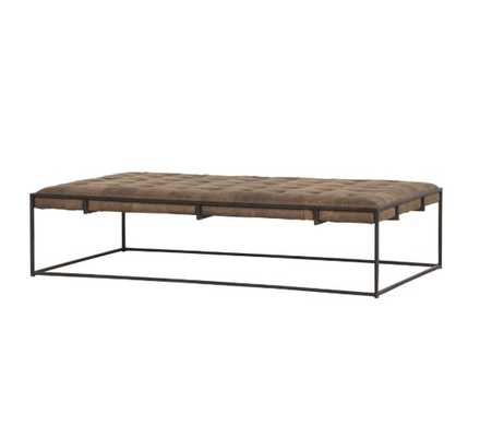 Oxford Coffee Table in Various Colors - Burke Decor
