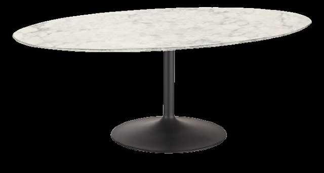 Julian 78w 48d 29h Oval Table - Room & Board