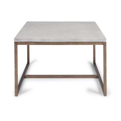 Towerside Geometric Coffee Table - Wayfair