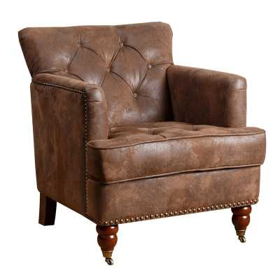 Aliya 24'' Club Chair - Wayfair