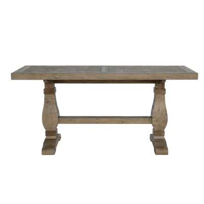 Gertrude Quincy Solid Wood Dining Table - Wayfair