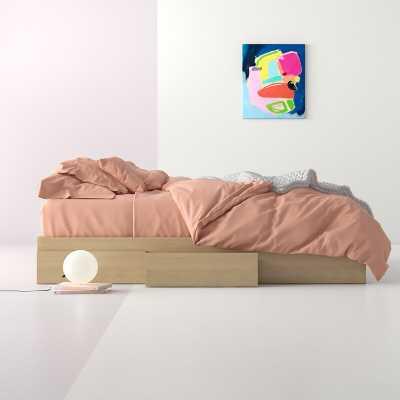 Vibe Storage Platform Bed - Wayfair