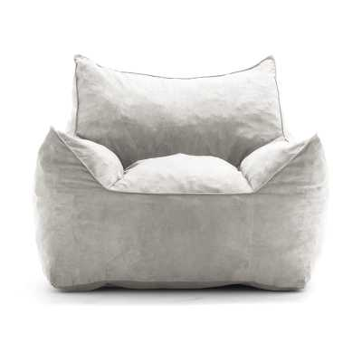 Ashton Bean Bag Lounger- Cement - Wayfair