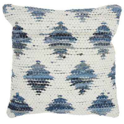 Life Styles  Square Cotton Pillow Cover & Insert - Wayfair