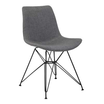 Abdera Upholstered Dining Chair - Wayfair
