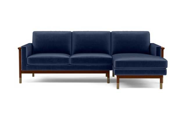 JASON WU Sectional Sofa with Right Chaise - Interior Define