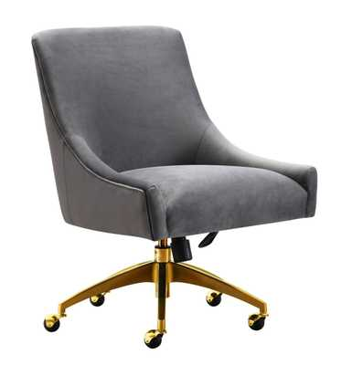 Biancatrix Morgan Office Swivel Chair - Maren Home
