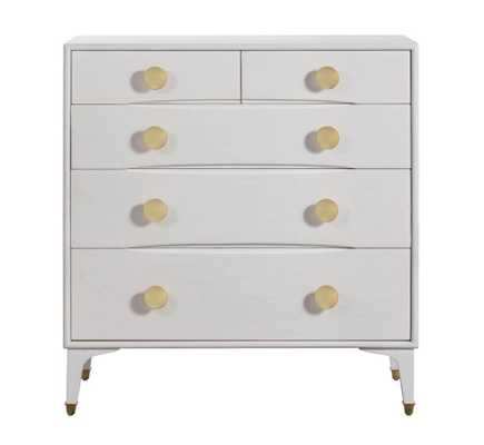 Maria White Chest - Maren Home