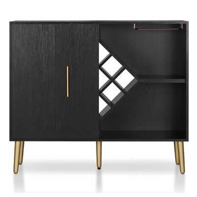 Danforth Bar Cabinet - AllModern