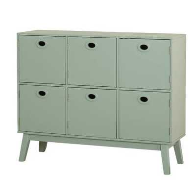 Liana Six Storage Cabinet - Buy Lateral - Target