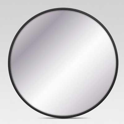 Decorative Circular Large Wall Mirror - Black - Project 62 - Target