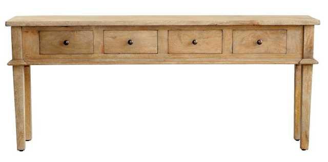 Marsha Console Table - Wayfair