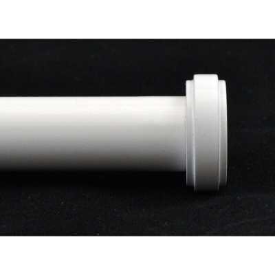 Nemec Steel Flat Button Curtain Rod and Hardware Set - Wayfair