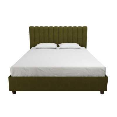 Silas Upholstered Platform Bed - AllModern