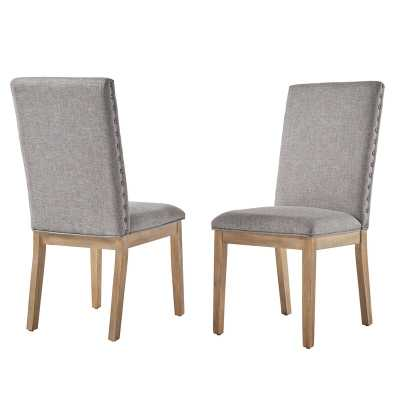Wyman Upholstered Dining Chair (Set of 2) - Birch Lane