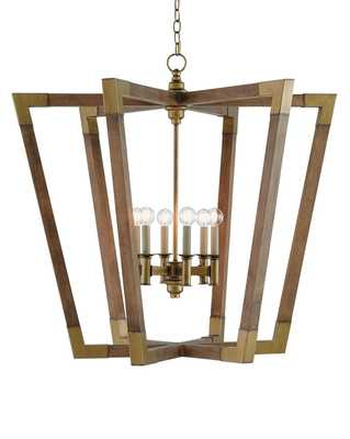 BASTIAN CHANDELIER - LARGE - McGee & Co.