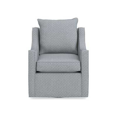 Presidio Swivel Chair - Williams Sonoma