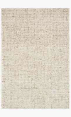 """KL-02 Ivory / Natural - 9'3""""x13' - Loma Threads"""