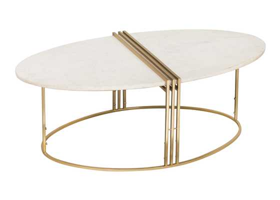 Lennox Coffee Table - Studio Marcette