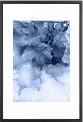 Stormy Weather Framed Art Print - Society6