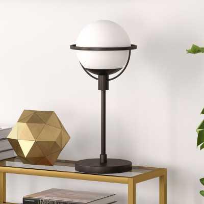 "Pascale 21"" Table Lamp - Wayfair"