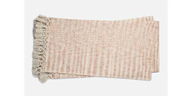 T1033 MH BLUSH Throw - Loma Threads