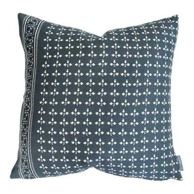"""SAWYER PILLOW WITHOUT INSERT, 20"""" x 20"""" - McGee & Co."""