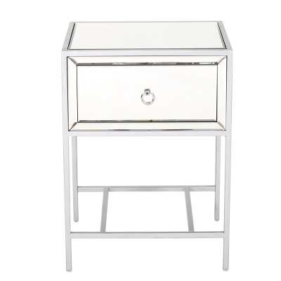 Crosby End Table With Storage - Wayfair