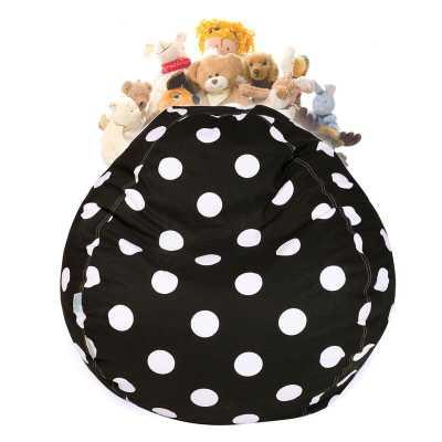 Bean Bag Cover - Black - Wayfair