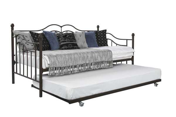 Daybed with Trundle - Birch Lane