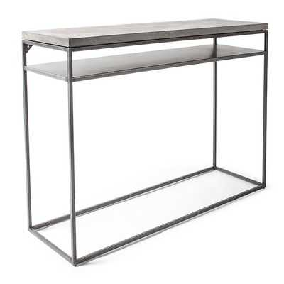 Perspective Console with Shelf - Wayfair