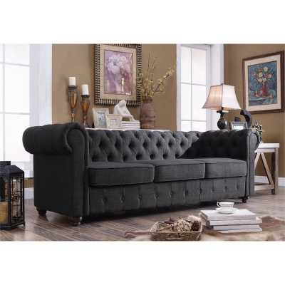 Quitaque Chesterfield Sofa - Wayfair