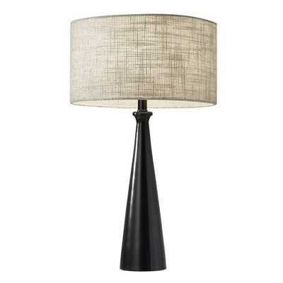 "Mariscal 22"" Table Lamp - black - Wayfair"