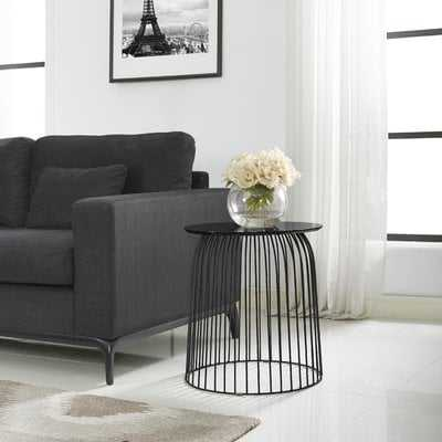 Wallace End Table - Wayfair