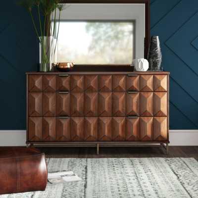 Mccaskill 6 Drawer Double Dresser - Wayfair