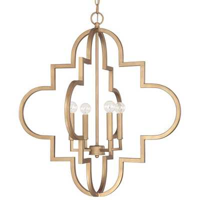 CONTEMPO ARABESQUE CHANDELIER - LARGE - Shades of Light