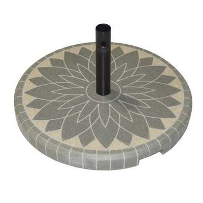 Fiberstone Umbrella Base - Wayfair