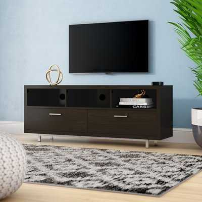 """Bowdon TV Stand for TVs up to 65"""" - Wayfair"""