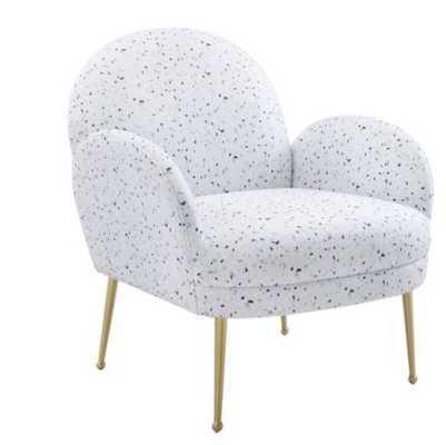 Sydney Terrazo Velvet Chair - Maren Home