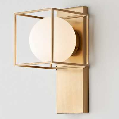 CHIC GEOMETRY ASYMMETRIC SCONCE - Shades of Light