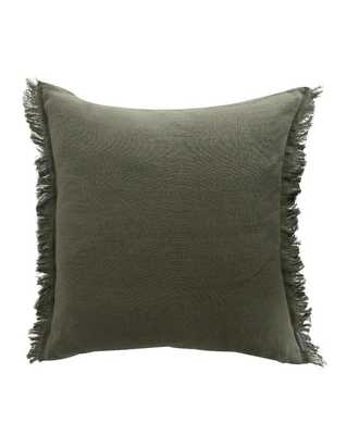 Hazelton FRINGE PILLOW COVER - McGee & Co.