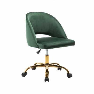 Perales Task Chair, Green - Wayfair