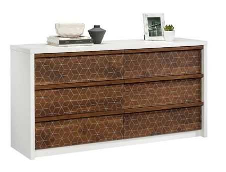 Posner 6 Drawer Double Dresser - AllModern
