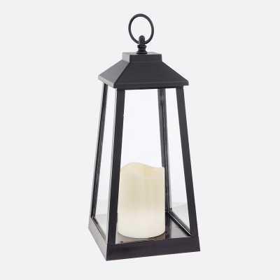 Pyramid Plastic Lantern - Wayfair