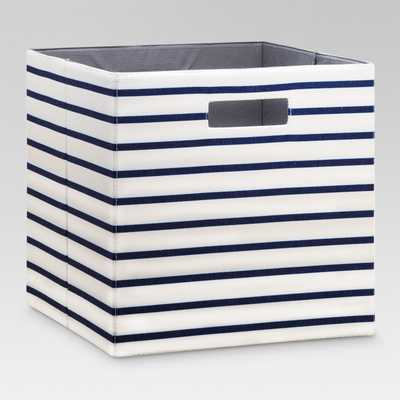 "Fabric Cube Storage Bin (13"") - Threshold™ - Target"