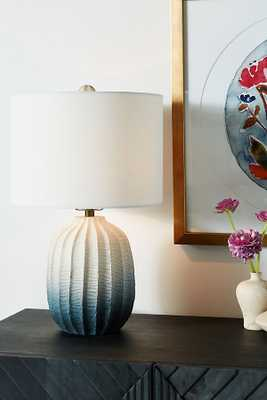 Issa Table Lamp - Anthropologie