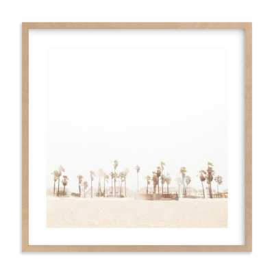 stormy palms - Minted